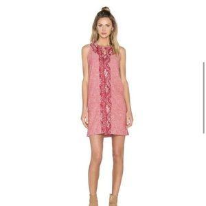 PATAGONIA • Island Hemp Shift Dress - Size 10